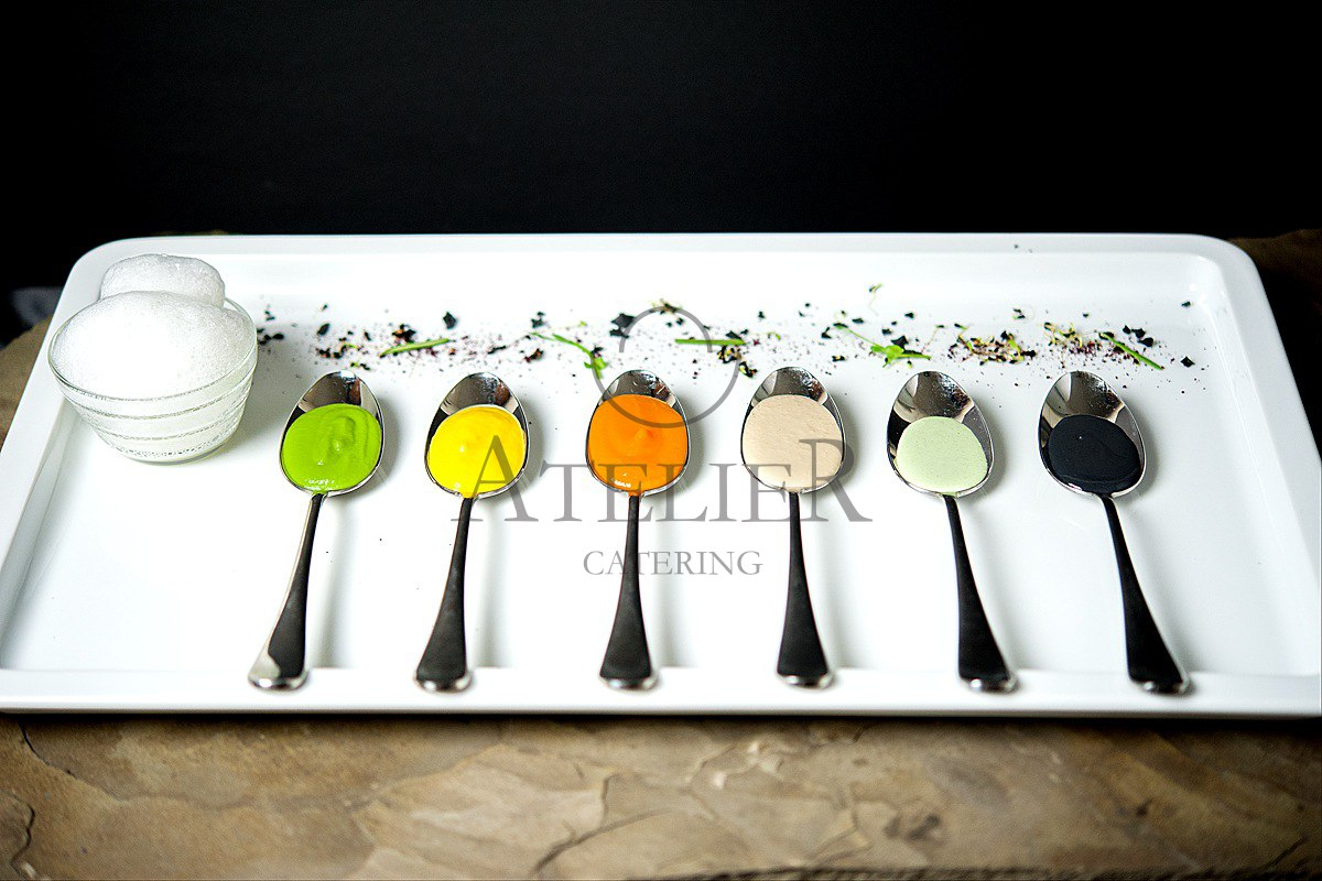Food design atelier catering for Conception cuisine snack