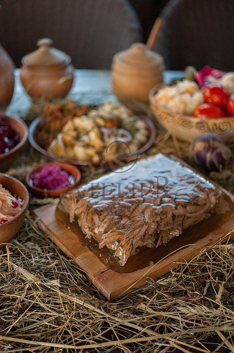 Ukrainian russian cuisine atelier catering for Ateliers cuisine